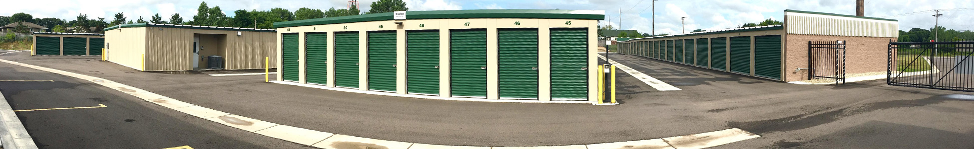 Sharp Storage, Storage Unit Info